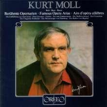 Kurt Moll singt berühmte Bass-Arien, CD