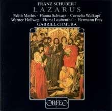 Franz Schubert (1797-1828): Lazarus D.689, CD
