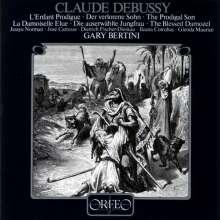 Claude Debussy (1862-1918): L'Enfant Prodigue, CD
