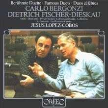 Carlo Bergonzi & Dietrich Fischer-Dieskau, CD