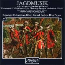 Jagdmusik für originale Parforce-Hörner, CD