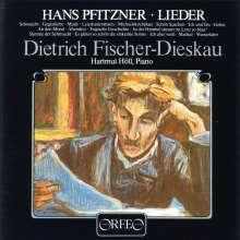 Hans Pfitzner (1869-1949): Klavierlieder, CD