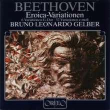 Ludwig van Beethoven (1770-1827): Klaviervariationen, LP