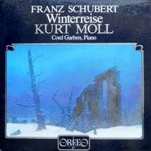 Franz Schubert (1797-1828): Winterreise D.911 (120 g), 2 LPs