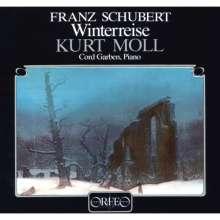 Franz Schubert (1797-1828): Winterreise D.911, 2 CDs
