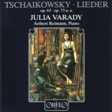 Peter Iljitsch Tschaikowsky (1840-1893): Lieder (120 g), LP