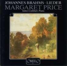 Johannes Brahms (1833-1897): Lieder (120 g), LP