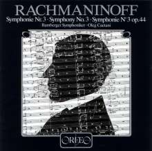 Sergej Rachmaninoff (1873-1943): Symphonie Nr.3 (120 g), LP