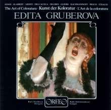 Edita Gruberova singt Koloraturstücke, CD