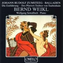 Johann Rudolf Zumsteeg (1760-1802): Balladen, CD