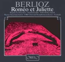 Hector Berlioz (1803-1869): Romeo & Julia op.17, 2 CDs