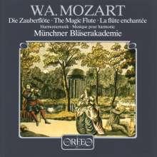 """Joseph Heidenreich (1753-1821): Harmoniemusik n.Mozarts """"Zauberflöte"""" (120 g), LP"""