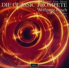 Wolfgang Basch - Die klassische Trompete (120g), LP