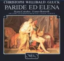 Christoph Willibald Gluck (1714-1787): Paride et Elena (120 g), 3 LPs