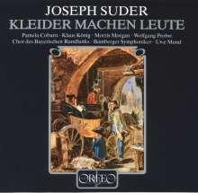 Joseph Suder (1892-1980): Kleider machen Leute, 2 CDs
