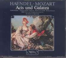 Georg Friedrich Händel (1685-1759): Acis und Galatea (1716), 2 CDs