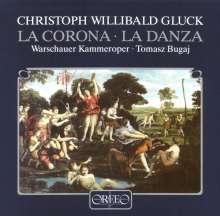 Christoph Willibald Gluck (1714-1787): La Corona, 2 CDs