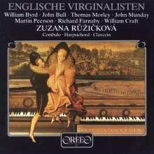 Zuzana Ruzickova - Englische Virginalisten, CD