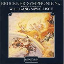 Anton Bruckner (1824-1896): Symphonie Nr.1, LP