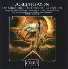 Joseph Haydn (1732-1809): Die Schöpfung (120g), 2 LPs