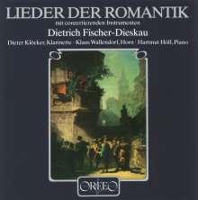 Dietrich Fischer-Dieskau singt Lieder der Romantik, CD