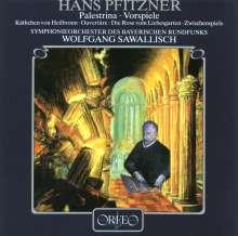 Hans Pfitzner (1869-1949): Ouvertüren (120 g), LP