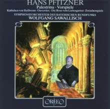 Hans Pfitzner (1869-1949): Ouvertüren, CD
