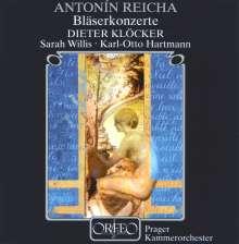Anton Reicha (1770-1836): Klarinettenkonzert in g, CD