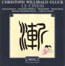 Christoph Willibald Gluck (1714-1787): Le Cinesi, CD