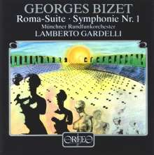 Georges Bizet (1838-1875): Roma-Suite (120 g), LP