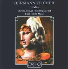 Hermann Zilcher (1881-1948): Lieder, CD