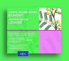 Anton Reicha (1770-1836): Lenore (Dramatische Kantate), 2 CDs