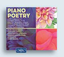 Piano Poetry, 2 CDs