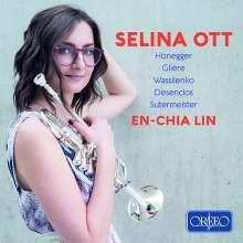 Selina Ott,Trompete, CD