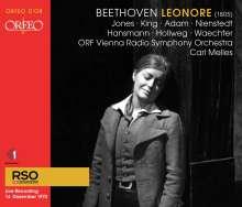 """Ludwig van Beethoven (1770-1827): Leonore (Urfassung von """"Fidelio""""), 2 CDs"""