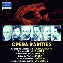 Opera Rarities (Orfeo Edition), 10 CDs
