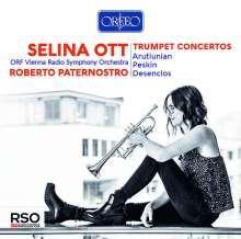 Selina Ott - Trompetenkonzerte, CD