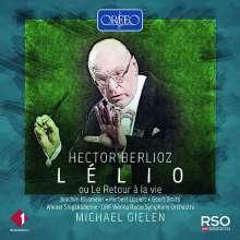 Hector Berlioz (1803-1869): Lelio op. 14b, CD