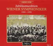 Wiener Symphoniker - Jubiläumsedition Vol.1, 5 CDs