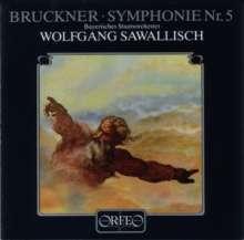 Anton Bruckner (1824-1896): Symphonie Nr.5, LP