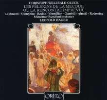 Christoph Willibald Gluck (1714-1787): Die Pilger von Mekka, 2 CDs