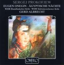 Serge Prokofieff (1891-1953): Eugen-Onegin op.71, CD