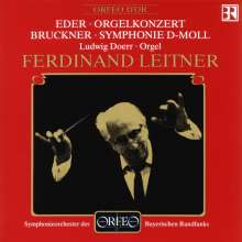 """Helmut Eder (1916-2005): Konzert für Orgel & Orch.""""L'homme arme"""", CD"""