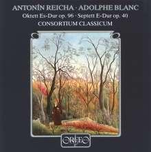 Adolphe Blanc (1828-1885): Septett in E op.40, CD