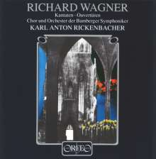 Richard Wagner (1813-1883): Kantaten & Ouvertüren, CD