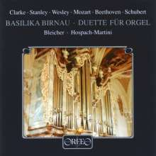 Musik f.Orgel 4-händig, CD