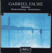 Gabriel Faure (1845-1924): Lieder, CD