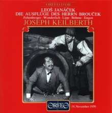 Leos Janacek (1854-1928): Die Ausflüge des Herrn Broucek, 2 CDs