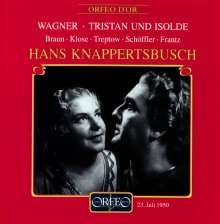 Richard Wagner (1813-1883): Tristan und Isolde, 3 CDs