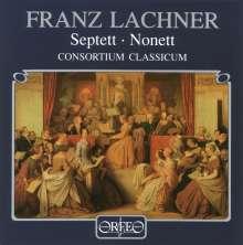 Franz Lachner (1803-1890): Nonett (1857), CD